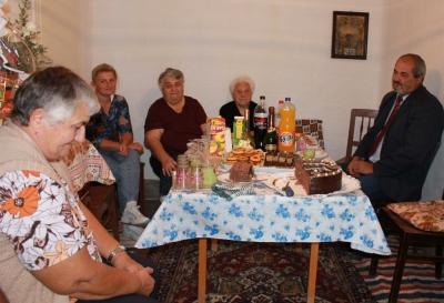 Csatos Gyuláné 90 éves!