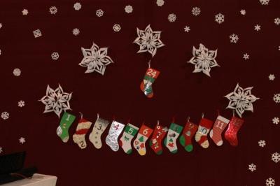 Idősek karácsonya 2013.