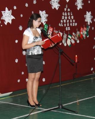 Iskolai karácsony 2013.