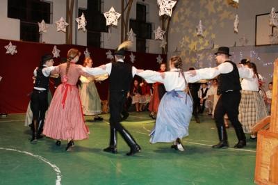 Karácsonyi hangverseny Tiszaszőlősön